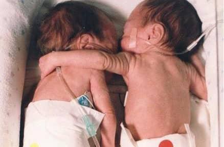Um abraço que salva 1