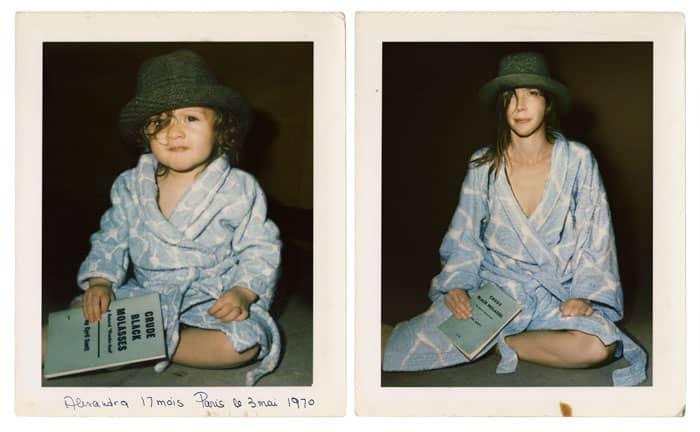 Fotógrafa recria fotos as mesmas fotos de crianças agora como adultos 3