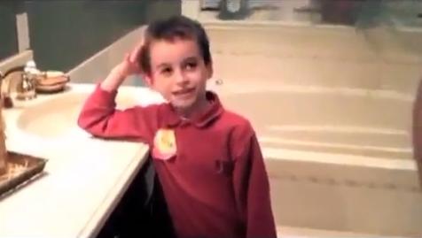 A adorável reação de um garoto ao conhecer um casal gay 1