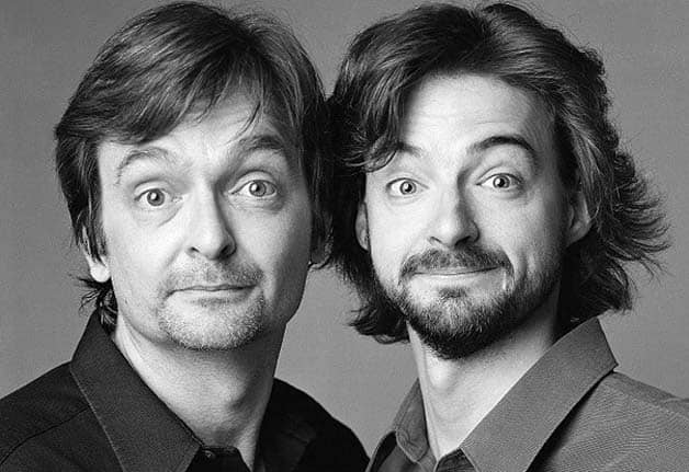 Eles parecem gêmeos, mas são meros desconhecidos 3
