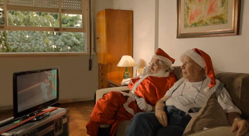 Oi surpreende crianças com linha direta com o Papai Noel 4