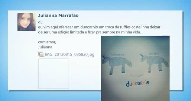 PepsiCo realiza pedido de fã do Facebook de forma diferente 2