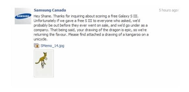 Samsung presenteia cliente com celular personalizado, único no mundo 4