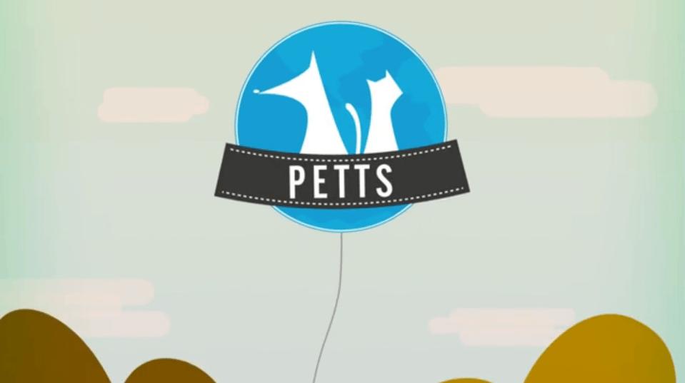 Petts - Aplicativo para animais achados/perdidos ou adoção 1