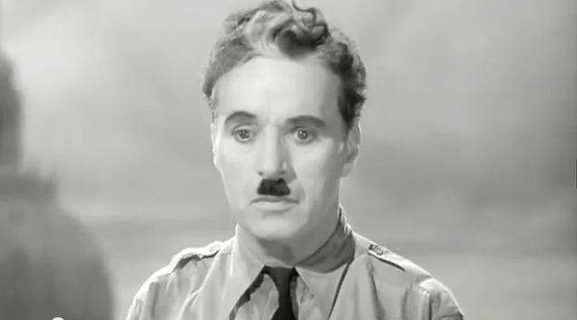 """Pessoas comuns reinterpretam discurso de Charles Chaplin do filme """"O Grande Ditador"""" 1"""