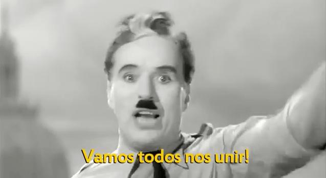 """Pessoas comuns reinterpretam discurso de Charles Chaplin do filme """"O Grande Ditador"""" 9"""