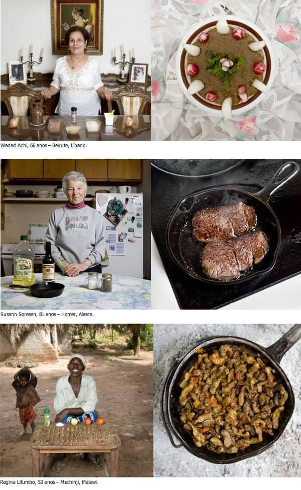 Conheçam avós e suas comidas caseiras ao redor do mundo 5