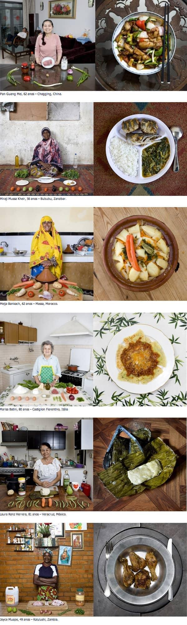 Conheçam avós e suas comidas caseiras ao redor do mundo 3