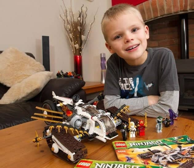 Garoto escreve carta para Lego e recebe resposta sensacional 1