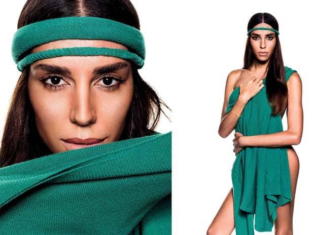 Lea T é uma das novas garotas-propaganda da Benetton 3