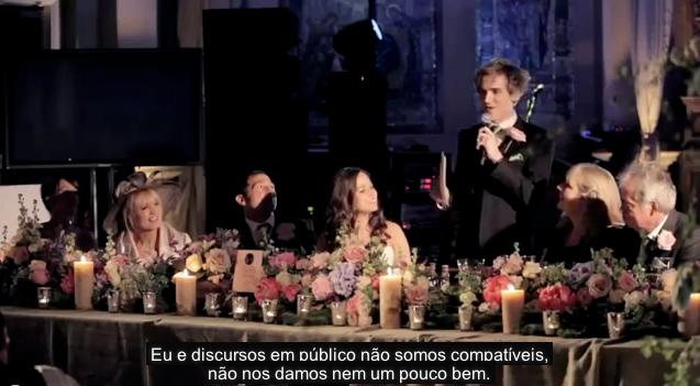 Vocalista do McFly faz discurso de casamento cantado! 3