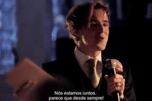 Vocalista do McFly faz discurso de casamento cantado! 1