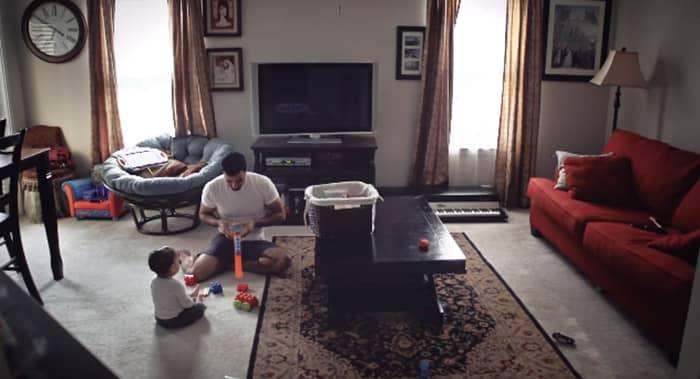 Uma tarde, um pai, um filho e um time-lapse que, de tão simples, hipnotiza e encanta 2