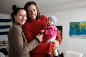 Conheça a família alemã que vive praticamente sem usar dinheiro 1