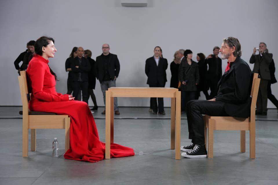 Em sua exposição, Marina reencontra um grande amor depois de 23 anos 9