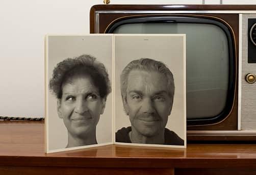 Envelhecendo juntos: um convite de casamento diferente 7