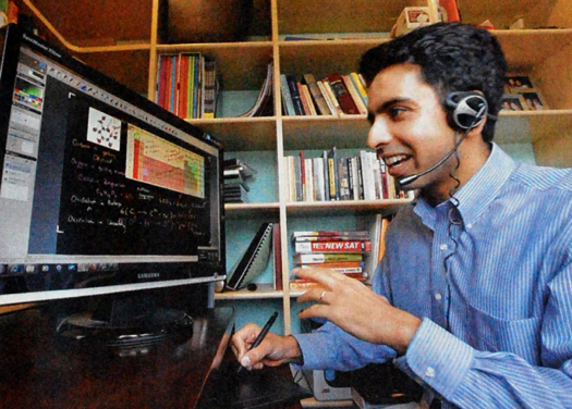 Conheça Salman Khan, o professor que transformou as aulas através do youtube 3