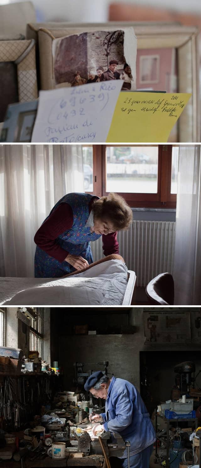 Neta fotografa o cotidiano dos avós que estão juntos há 57 anos 8