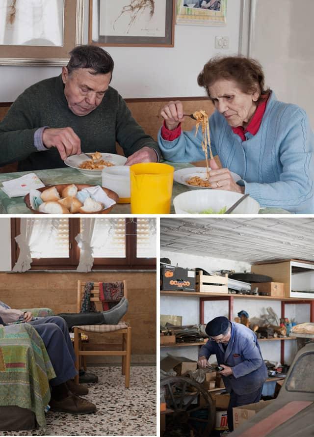 Neta fotografa o cotidiano dos avós que estão juntos há 57 anos 7