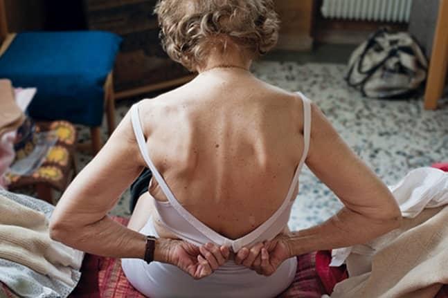 Neta fotografa o cotidiano dos avós que estão juntos há 57 anos 3