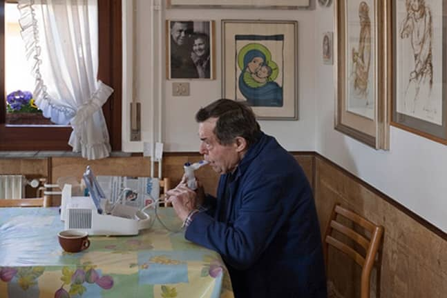 Neta fotografa o cotidiano dos avós que estão juntos há 57 anos 4