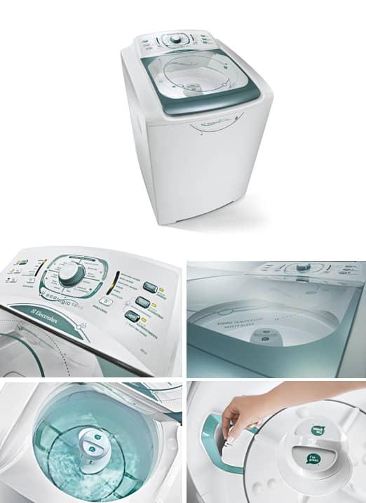 Uma máquina de lavar que faz jus ao nome ECO 2