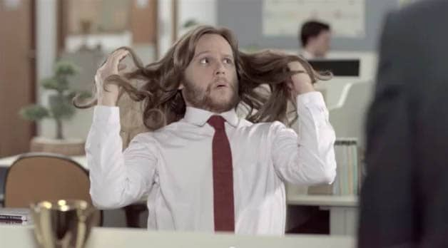 Dove Men+Care prova que shampoo feminino não foi feito para homens 3