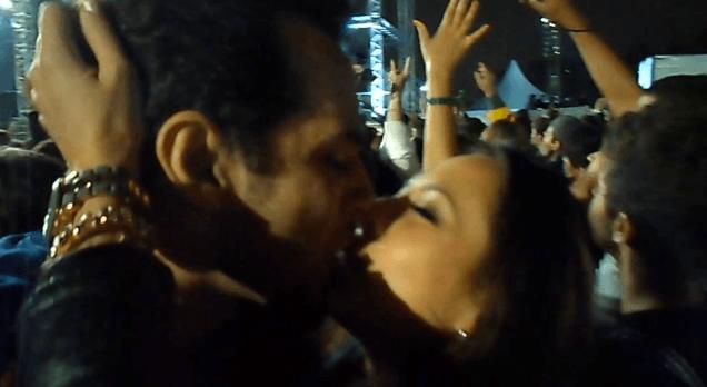 Pedido de casamento durante o Lollapalooza 2013!  3