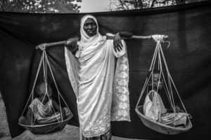 Refugiados e seus pertences mais valiosos 3