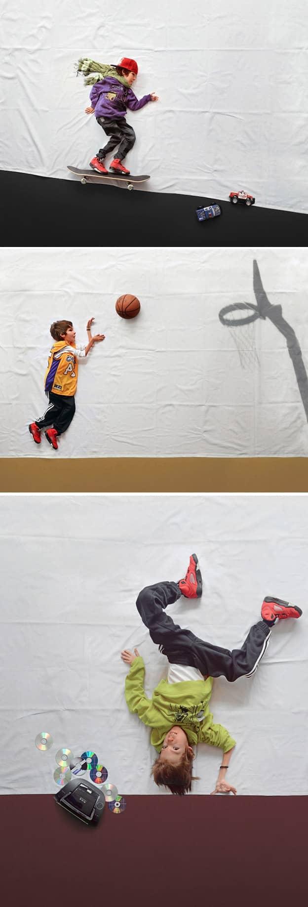 Fotógrafo transforma sonhos de um garoto com distrofia muscular em realidade 4