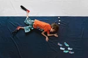 Fotógrafo transforma sonhos de um garoto com distrofia muscular em realidade 1