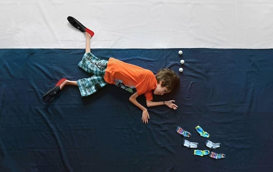 Fotógrafo transforma sonhos de um garoto com distrofia muscular em realidade 5