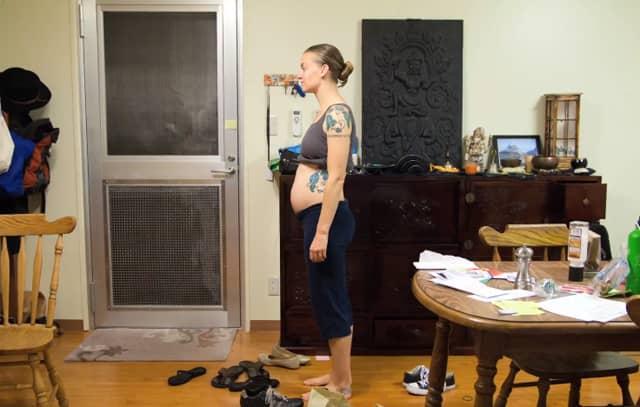 Casal cria vídeo incrível documentando toda a gestação 6
