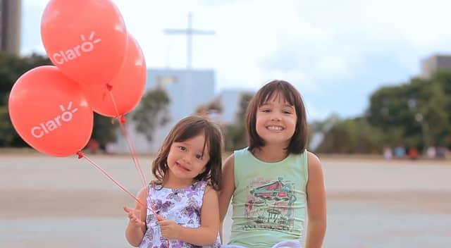 Claro faz ação especial para comemorar os 53 anos de Brasília 7