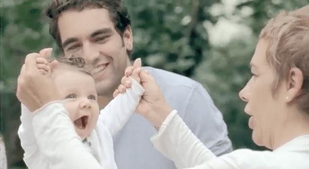 Campanha mostra a pluralidade dos sentimentos e a importância do carinho 2