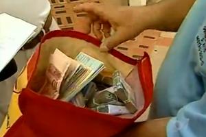 Pedreiro encontra pasta com mais de R$ 50 mil e devolve aos donos em Goiânia 2