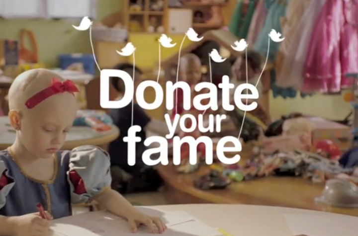 Famosos doam mais de 24 milhões de fãs para crianças do GRAACC 2