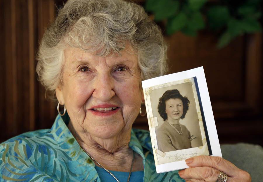 70 anos depois da morte do amado na Segunda Guerra Mundial, idosa encontra seu diário em um museu 2