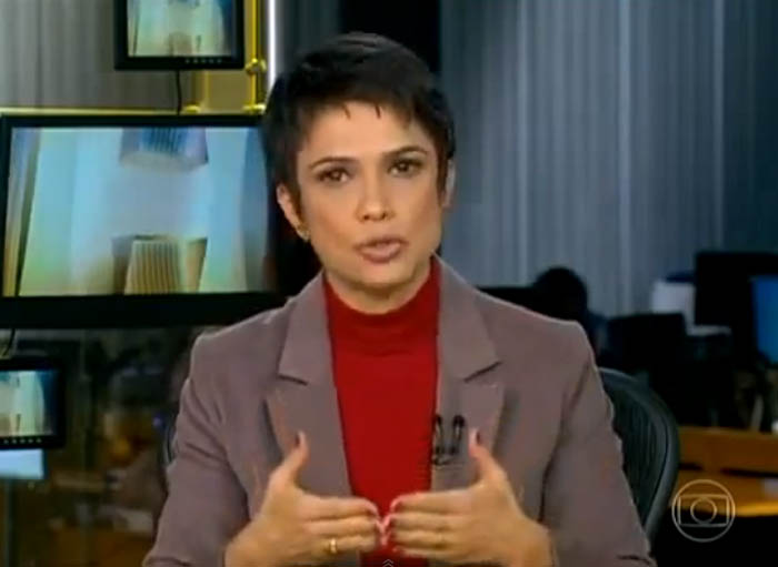 Sandra Annenberg chora ao dar notícia sobre filha que reencontra mãe usuária de crack 1