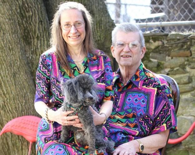 Conheça o casal que combina roupas todos os dias há 32 anos 4