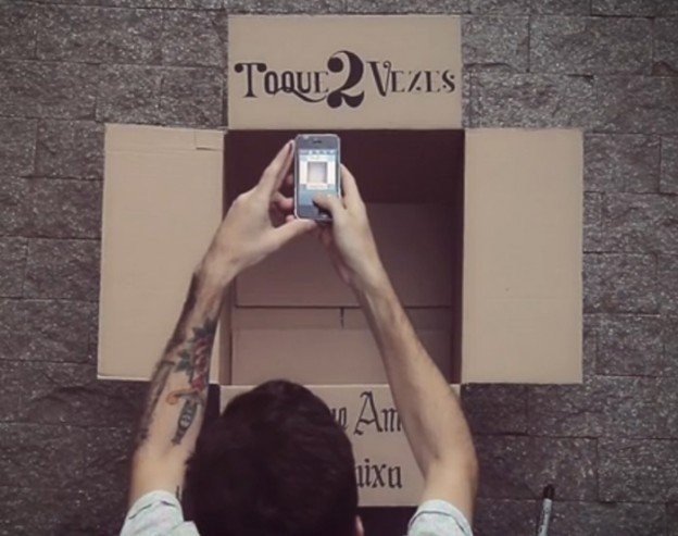 Projeto #amornacaixa estimula uso do Instagram em campanha para arrecadar agasalhos 2