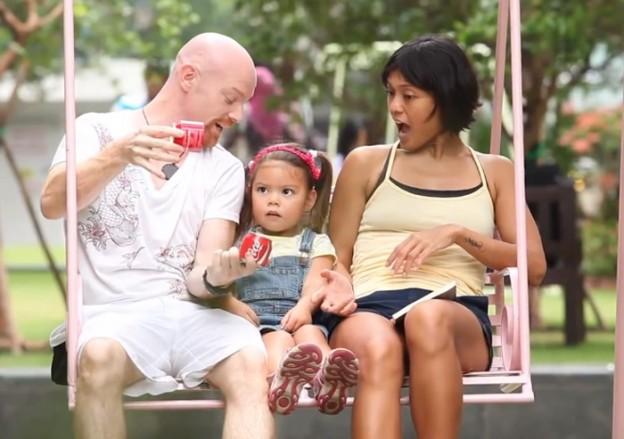 Coca-Cola 'reparte' suas latinhas para dividir com quem você gosta 1