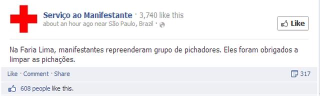 manifestantes-repreendem-pichadores-fe-no-brasileiro