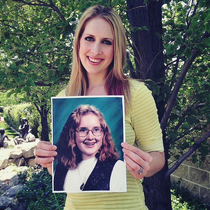 Projeto mostra antes e depois do bullying na infância, e como ele foi superado 3