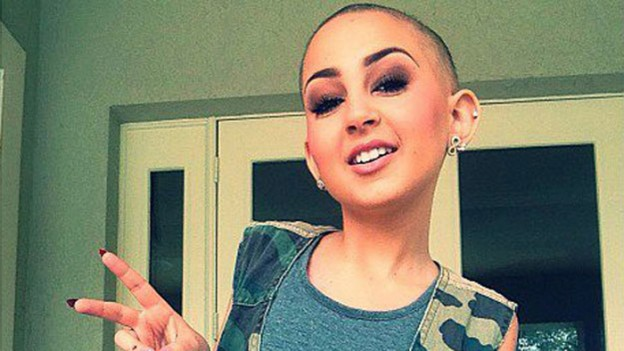 Menina de 13 anos com câncer terminal conquista milhões de pessoas e muda vidas 1