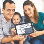O pai que criou um aplicativo para se comunicar com a filha com paralisia cerebral 7