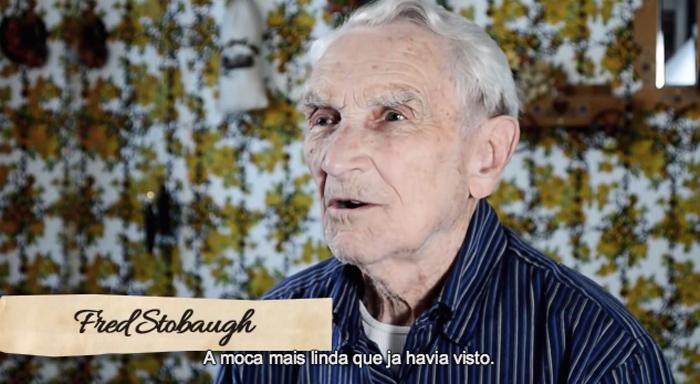 Viúvo de 96 anos entra em concurso com música dedicada à esposa e emociona júri 2