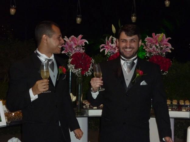 Saulo e Renan se casam e celebram o amor acima de qualquer preconceito 1