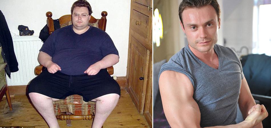 Homem com obesidade mórbida perde 115 quilos e vira professor de academia 1