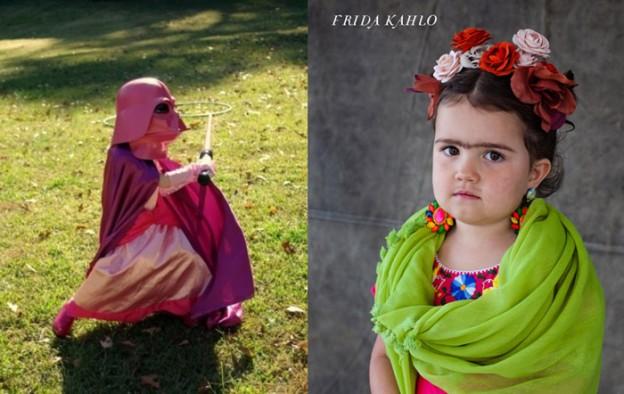 Cansei de ser princesa: Fantasias que vão deixar as meninas ainda mais poderosas 5